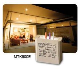 Yokis MTK500E TELEVARIATEUR