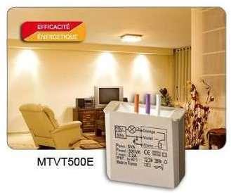 Yokis MTVT500E TELEVARIATEUR