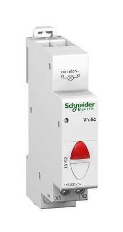 Voyant Modulaire Rouge Schneider