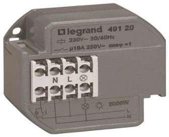 Télérupteur Encastré Legrand