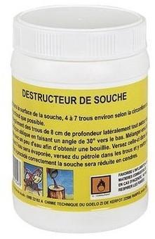 Catgorie protection de culture page 1 du guide et - Destructeur de souche ...