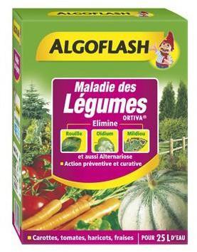 Maladies des Légumes Algoflash