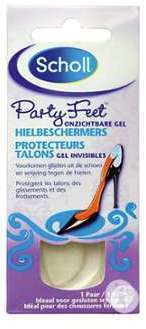 Scholl Party Feet Protections