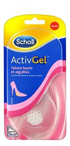 Scholl Activ Gel Semelles