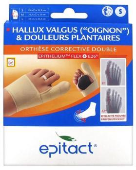 Epitact Hallux Valgus et Douleurs