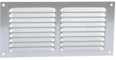 nicoll grille da ration pour tube pvc tuyau gaine 160 avec moustiquaire blanche. Black Bedroom Furniture Sets. Home Design Ideas