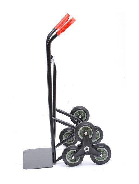kstools diable spcial escalier avec bavette repliable r. Black Bedroom Furniture Sets. Home Design Ideas