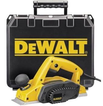 Rabot DEWALT 2 5 mm 600 W