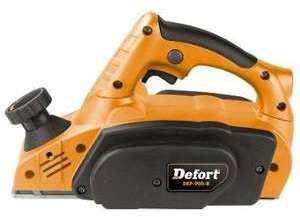 Defort DEP-900-R Rabot électrique