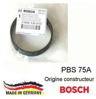 Courroie dentée Bosch 2604736010