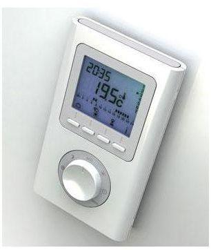 Delta dore Thermostat Programmable