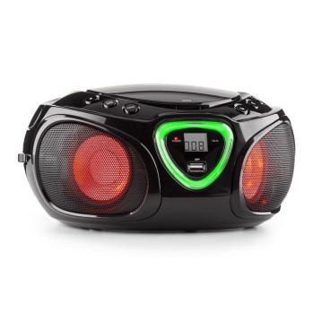 Roadie Boombox CD USB MP3