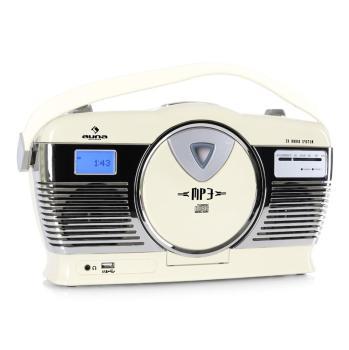 Auna RCD-70 Radio rétro FM