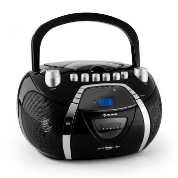 Beeboy Boombox radio haut-parleur