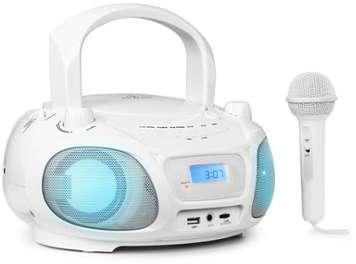 Auna Roadie Sing Radiocassette