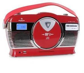 RCD-70 Radio vintage UKW USB