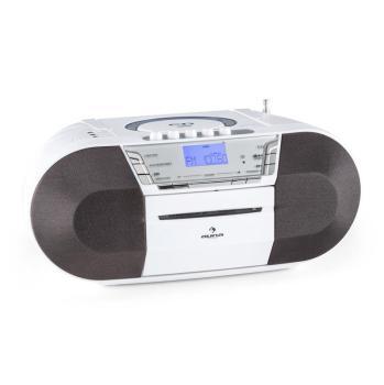 Jetpack Boombox Radiocassette