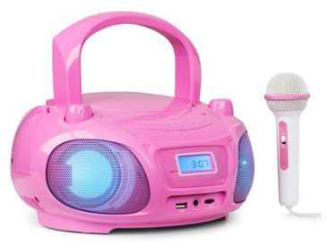 Roadie Sing Radiocassette
