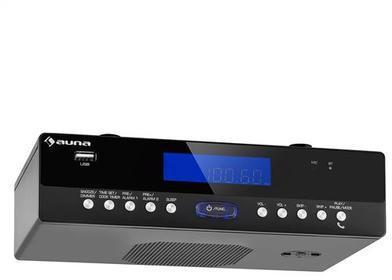 Auna KR-100 BK Radio de cuisine