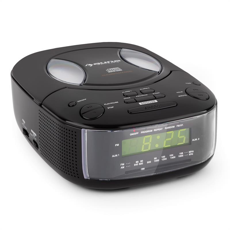 Auna Dreamee BK radio-réveil