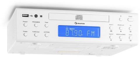 KRCD-150 radio de cuisine