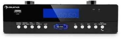 KR-100 BK radio de cuisine