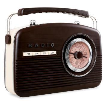 NR-12 Radio cuisine rétro