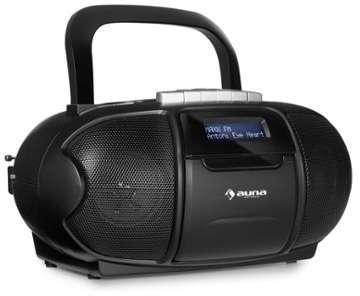 Auna BeeBoy DAB Boombox Radio