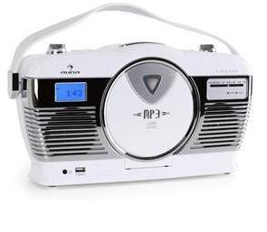Auna RCD-70 Radio vintage