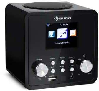 IR-120 radio Internet noire