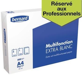 5 ramettes papier Bernard