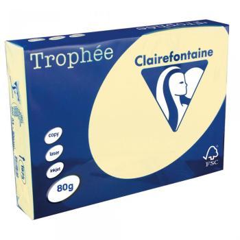 5 ramettes papier Clairefontaine