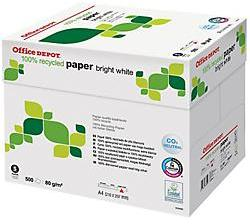 Papier recyclé Office Depot