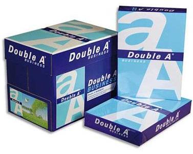 Papier Double A extra blanc
