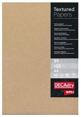 Boite de 100 feuilles de papier