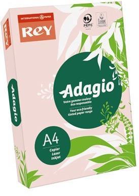 Papier couleur Adagio rose