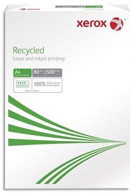 Papier 100 recyclé Xerox Recycled