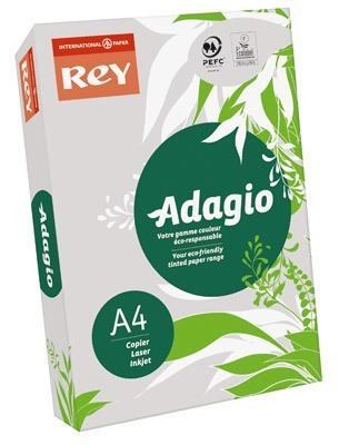 Papier couleur Adagio gris