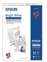 Epson Pap Blanc Brillant A4