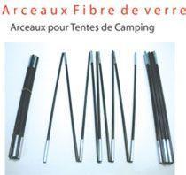 Arceaux fibre de verre 9 5
