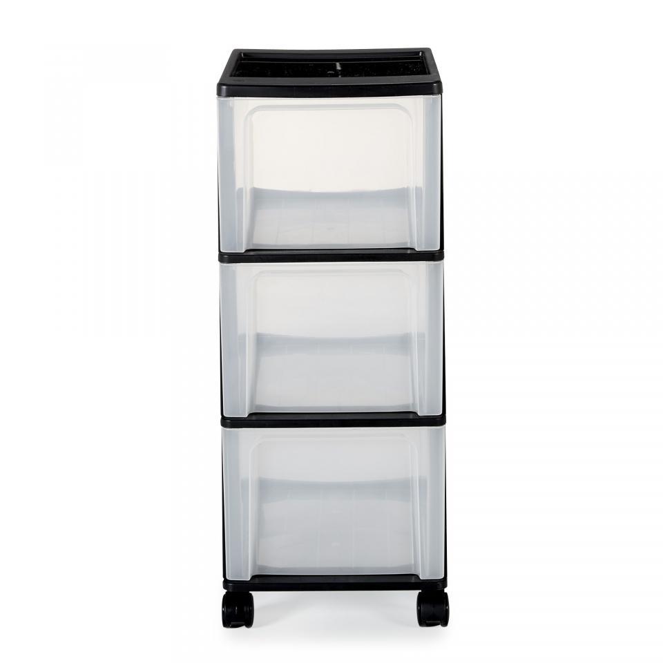 sundis tour de rangement orgamix a4 mm 12 tiroirs noi. Black Bedroom Furniture Sets. Home Design Ideas