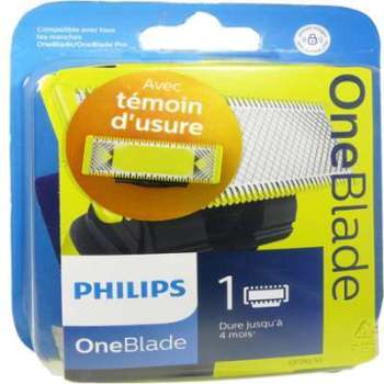 Philips one blade recharge