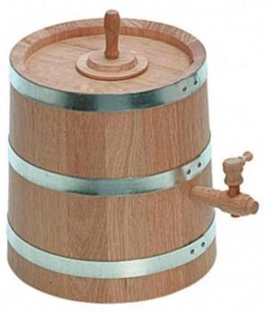 Vinaigrier en chêne 10 litres