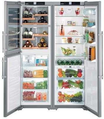 Refrigerateur-multiporte LIEBHERR