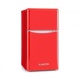 Klarstein Monroe Red Réfrigérateur