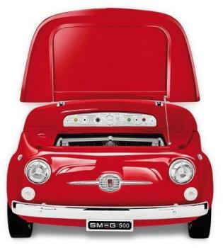 SMEG Fiat 500 - Minibar -