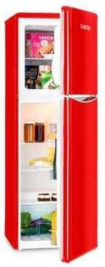 Klarstein Monroe XL Red Réfrigérateur