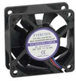 Ventilateur lubrifié à vie
