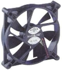 Ventilateur dimensions 120x120x25