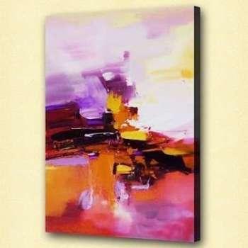 Tableau abstrait Jazz
